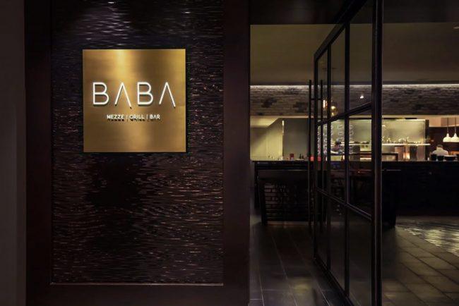 Baba Turkish Grill, Independent Marketing Co - Branding Agency and Creative, IM Dubai