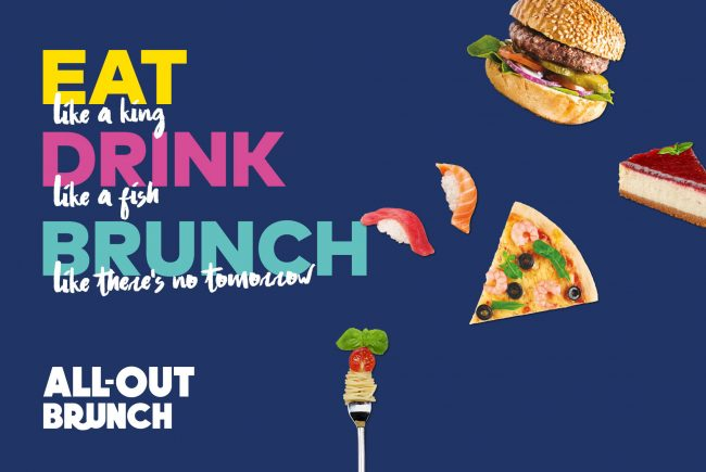 All-out Brunch Poster